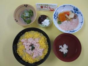 12月特別食(特軟菜